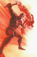 Daredevil Vol 1 600 Ross Variant Textless