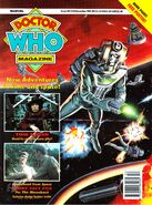 Doctor Who Magazine Vol 1 181
