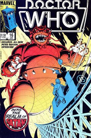 Doctor Who Vol 1 16