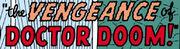 Fantastic Four Vol 1 5 Part 5 Title