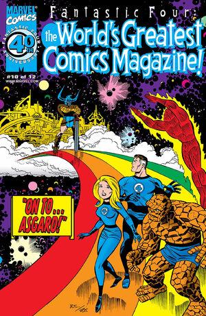 Fantastic Four World's Greatest Vol 1 10