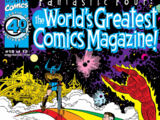 Fantastic Four: World's Greatest Comics Magazine Vol 1 10