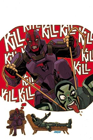 Foolkiller Vol 3 1 Textless