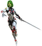 Gamora Zen Whoberi Ben Titan (Earth-TRN517) from Marvel Contest of Champions 001