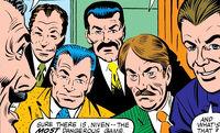 Gotham Game Club (Earth-616) from Incredible Hulk Annual Vol 1 9 0001