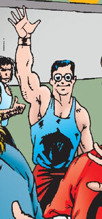 Henry McCoy (Earth-96912) from X-Men Unlimited Vol 1 12 0001