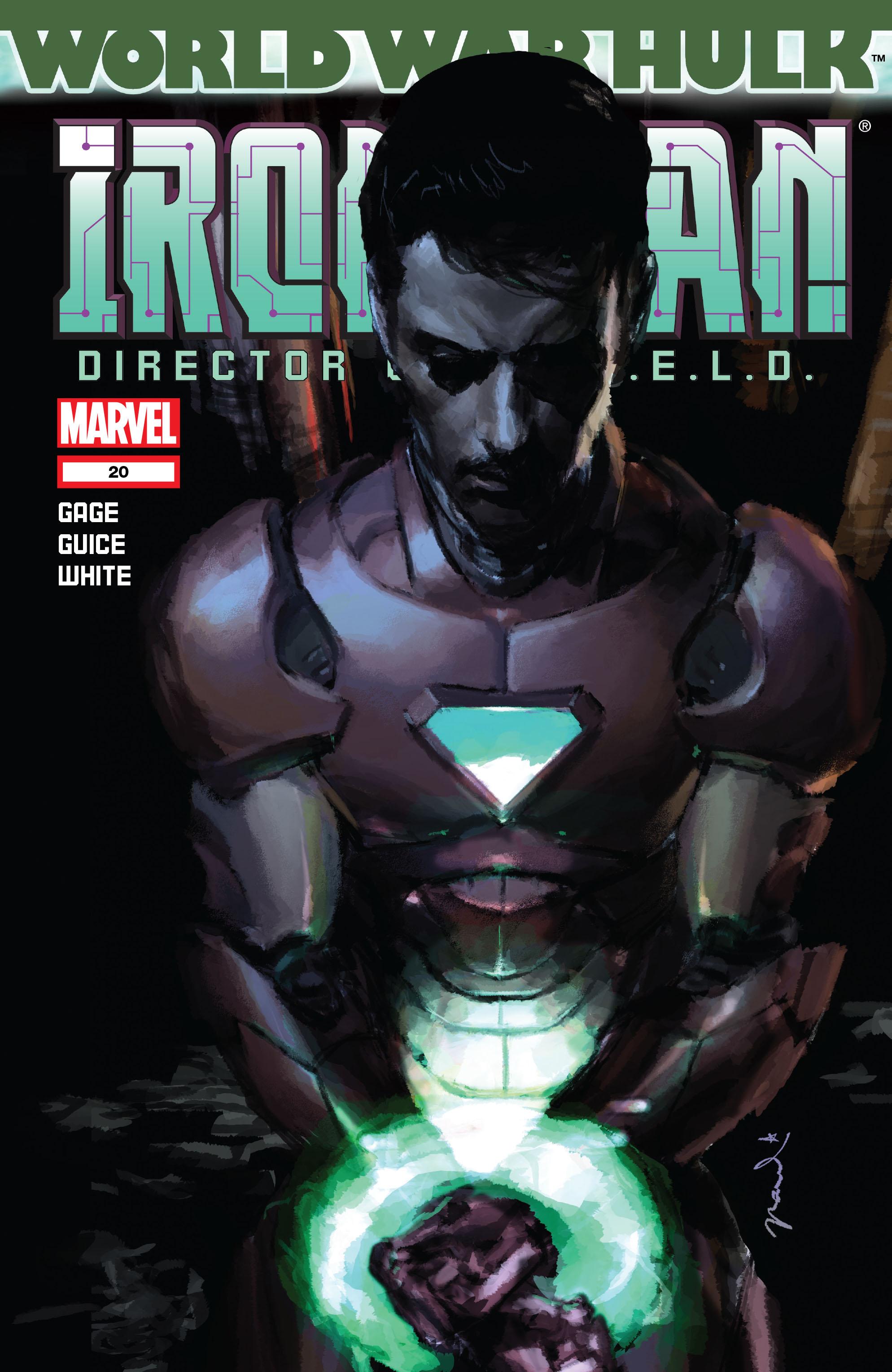 Invincible Iron Man Vol 1 20