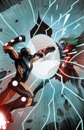 Iron Man Vol 5 25 Renaud Variant Textless
