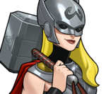 Jane Foster (Earth-TRN562) from Marvel Avengers Academy 003