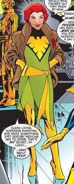 Jean Grey (Earth-32098) from X-Men Vol 2 98 0001