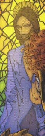 Jesus of Nazareth (Earth-7642) from Blacklash Spider-Man Vol 1 2 001