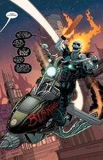 Kenshiro Cochrane (Earth-TRN590) from Spider-Man 2099 Vol 3 14 0001