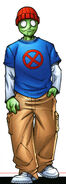 Leech (Earth-616) from Official Handbook of the Marvel Universe A-Z Update Vol 1 5 0001