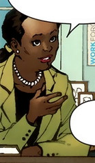 Mara (Earth-616) from Amazing Spider-Man You're Hired! Vol 1 1 0001