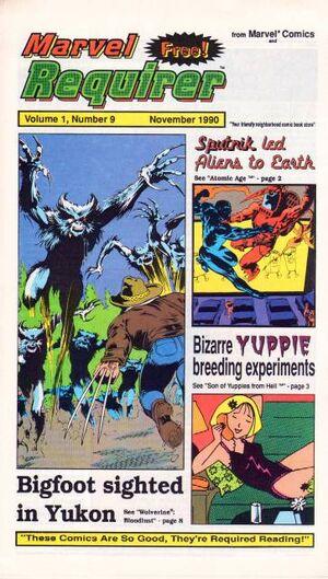 Marvel Requirer Vol 1 9