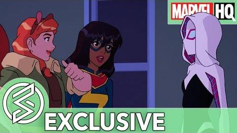 Marvel Rising Initiation The Stories They Tell Episode 5
