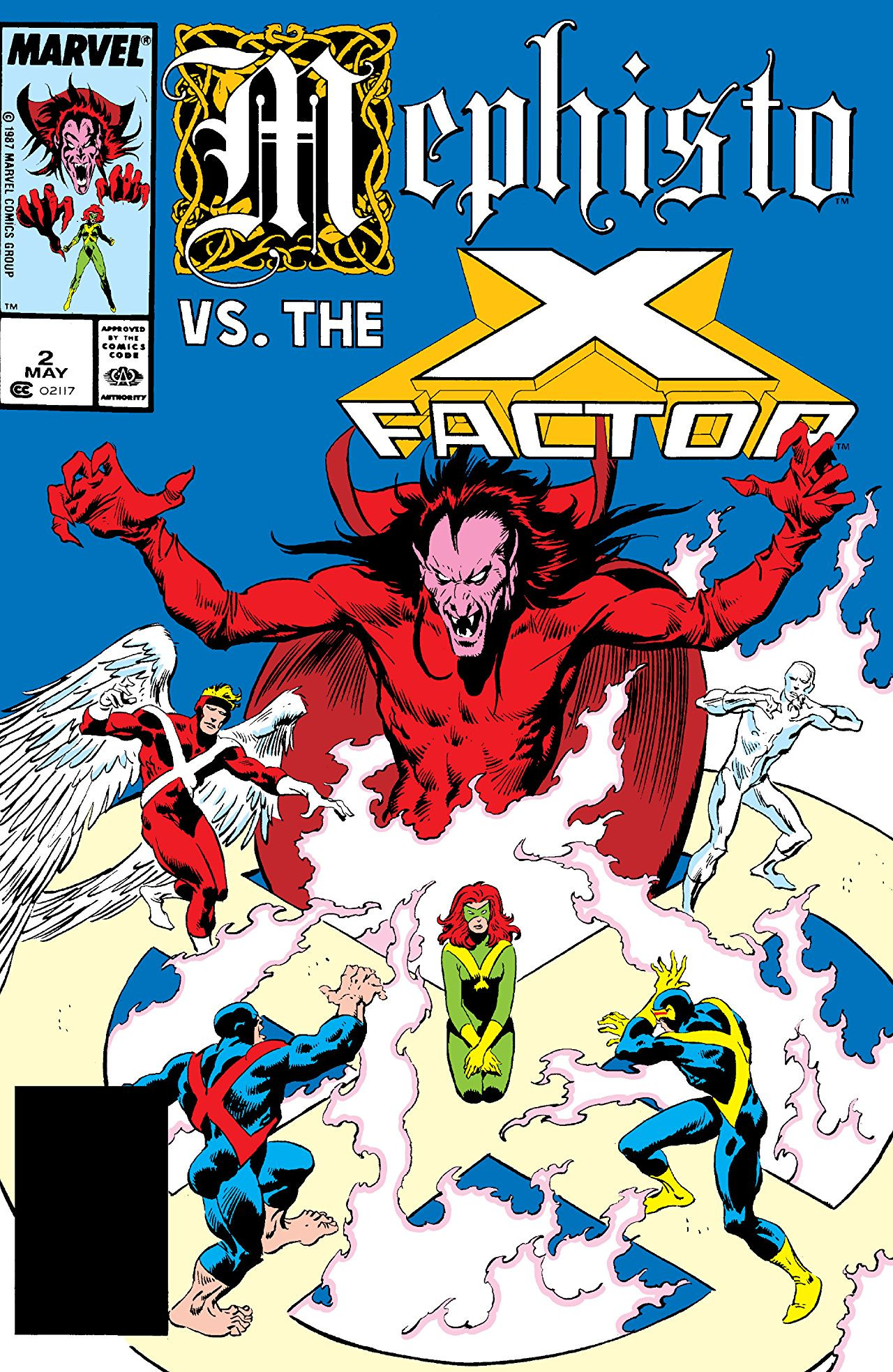 Image result for mephisto vs x-factor