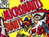 Micronauts Vol 1 47