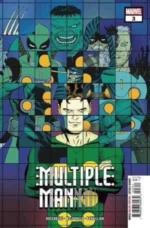 Multiple Man Vol 1 3