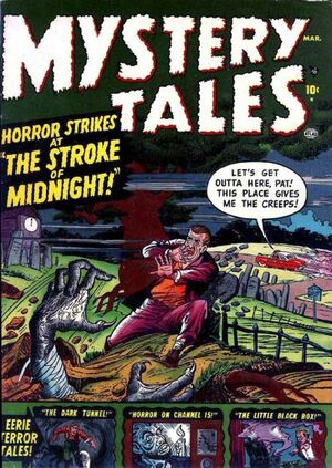 Mystery Tales Vol 1 1