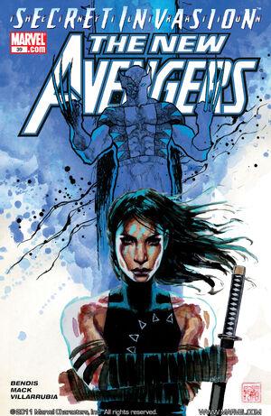 New Avengers Vol 1 39
