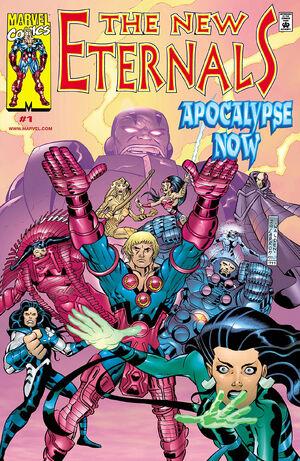 New Eternals Apocalypse Now Vol 1 1