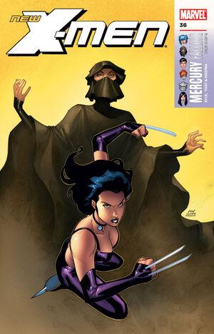 New X-Men Vol 2 36