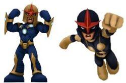 Nova Corps (Earth-91119) Marvel Super Hero Squad Online