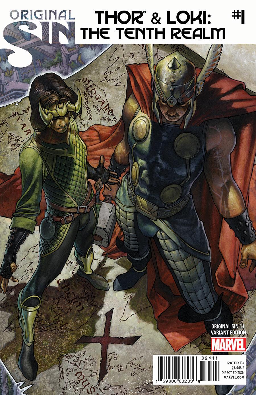 ORIGINAL SINS #1 #5 Marvel Complete 2014 Comic Book Event Series NM