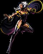 Ororo Munroe (Earth-30847) from Ultimate Marvel vs. Capcom 3 001
