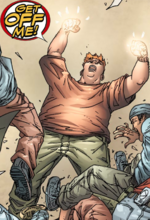 Paul Patterson (Earth-616) from Marvel Team-Up Vol 3 1