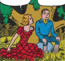 Perry Webb (Earth-616) Golden Age Marvel Comics Vol 1 1 0001