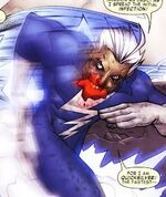 Pietro Maximoff (Earth-21050) from Marvel Zombies Evil Evolution Vol 1 1 001