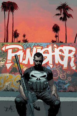 Punisher Vol 10 2 Opeña Variant Textless