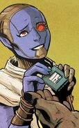 Quinon (Earth-616) from Guardians of the Galaxy Vol 1 148 001