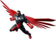 Samuel Wilson (Earth-TRN765) from Marvel Ultimate Alliance 3 The Black Order