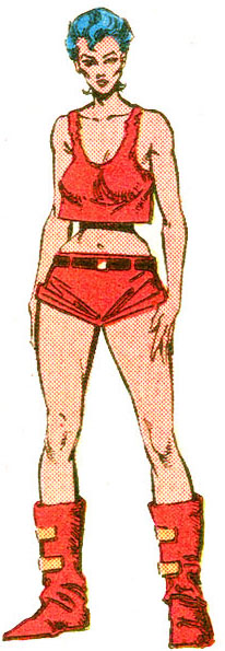 Scaleface (Earth-616) from Official Handbook of the Marvel Universe Vol 2 18 001