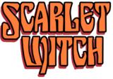 Scarlet Witch Vol 1 Logo