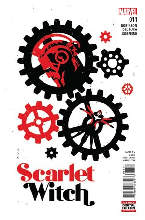 Scarlet Witch Vol 2 11