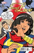 Secret Wars Secret Love Vol 1 1