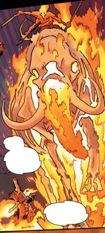 Shoba Mirza (Earth-15513) from Ghost Racers Vol 1 4 001
