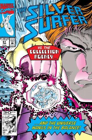 Silver Surfer Vol 3 61