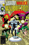 Silver Surfer Warlock Resurrection Vol 1 1