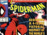 Spider-Man Saga Vol 1 1