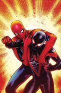 Spider-Men II Vol 1 4 Textless