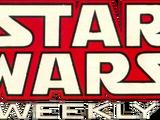 Star Wars Weekly (UK) Vol 1