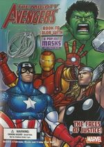 The Mighty Avengers The Faces of Justice