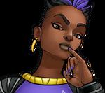 Tilda Johnson (Earth-TRN562) from Marvel Avengers Academy 001