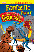 True Believers Fantastic Four - Super-Skrull Vol 1 1