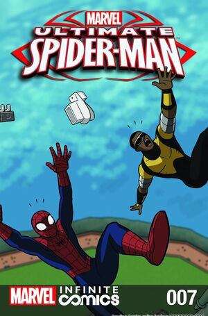 Ultimate Spider-Man Infinite Comic Vol 1 7